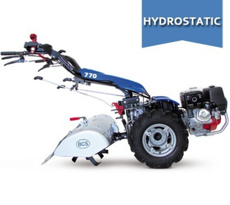 MOTOCULTIVATOR BCS 770 HY PowerSafe